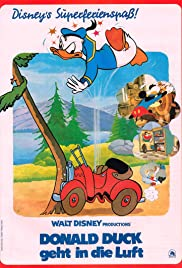Donald Duck and his Companions Poster