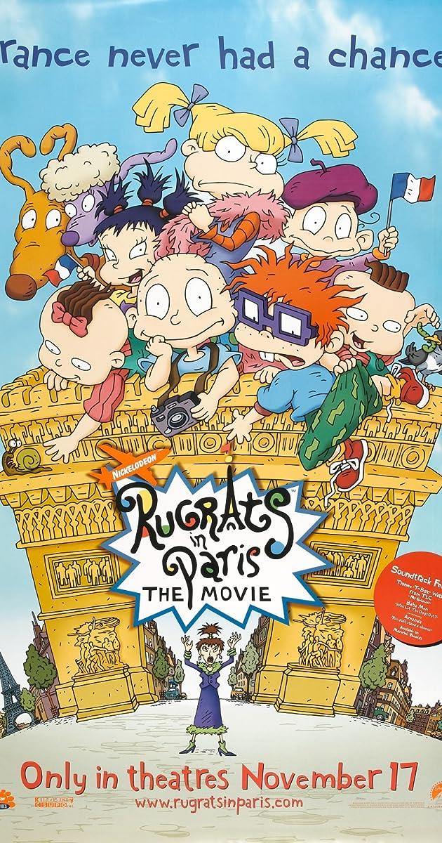rugrats in paris the movie 2000 imdb