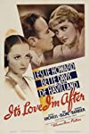It's Love I'm After (1937)