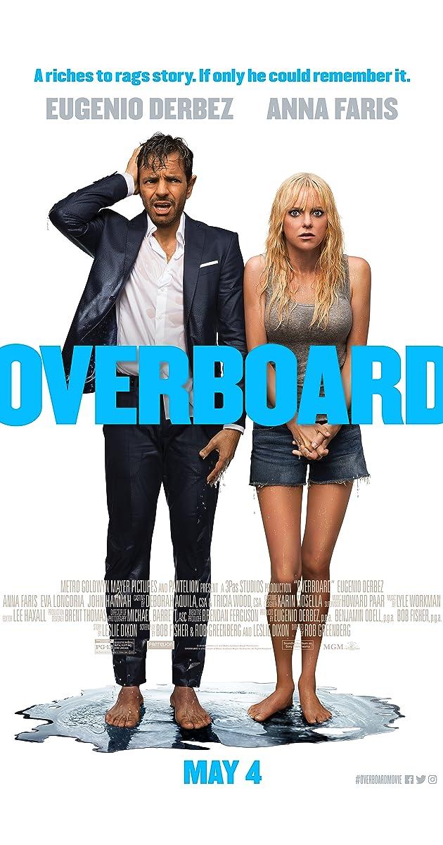 Už borto / Overboard (2018)