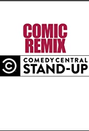 Comic Remix Poster