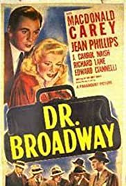 Dr. Broadway Poster