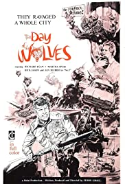 The Day of the Wolves Poster