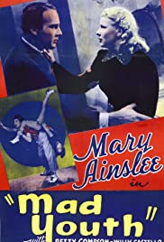 Mad Youth (1940) Poster - Movie Forum, Cast, Reviews