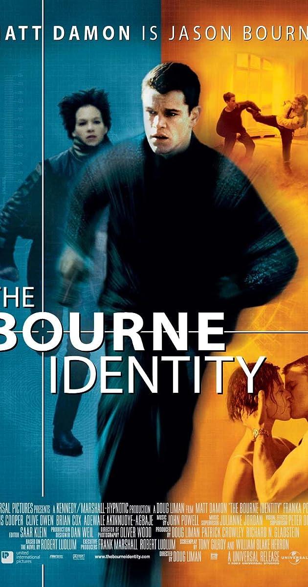 Jason Bourne Identität