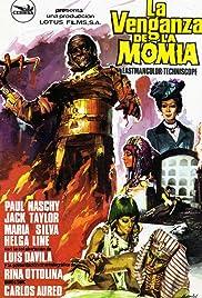 The Mummy's Revenge Poster