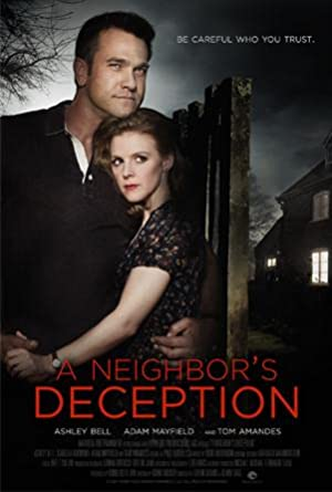 A Neighbor's Deception poster
