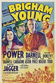 Brigham Young Poster