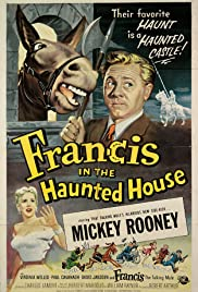 Francis in the Haunted House Poster