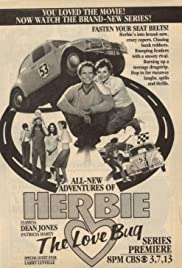 Herbie to the Rescue Poster