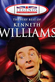 Stop Messin' About!: The Very Best of Kenneth Williams Poster