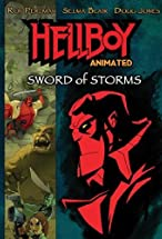 Primary image for Hellboy Animated: Sword of Storms