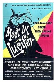 Meet Mr. Lucifer Poster