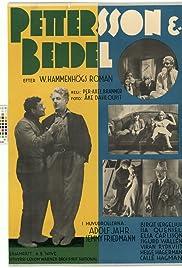 Pettersson & Bendel Poster