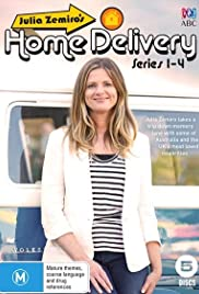 Julia Zemiro's Home Delivery Poster