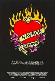 Savage Honeymoon Poster