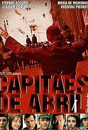 April Captains Poster
