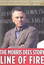 Line of Fire: The Morris Dees Story Poster
