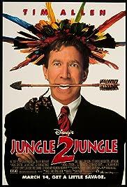 Jungle 2 Jungle Poster