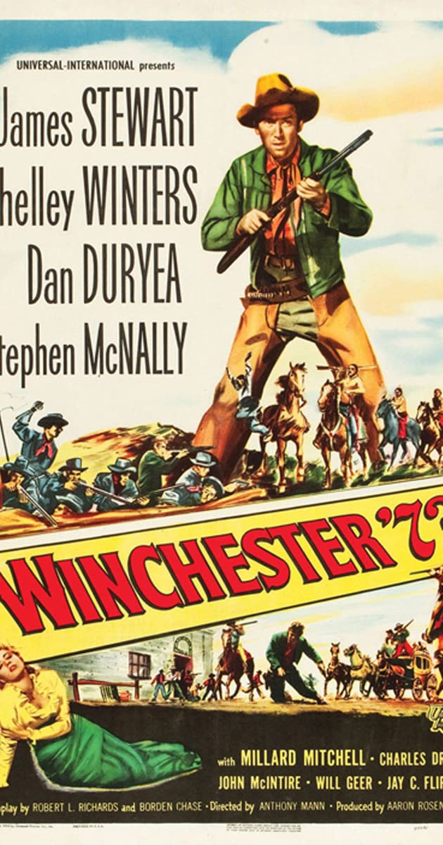 The 73 Best African Beautiful Images On Pinterest: Winchester '73 (1950)