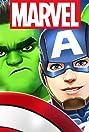 Marvel Avengers Academy (2016) Poster