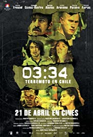 03:34 Terremoto en Chile (2011) Poster - Movie Forum, Cast, Reviews