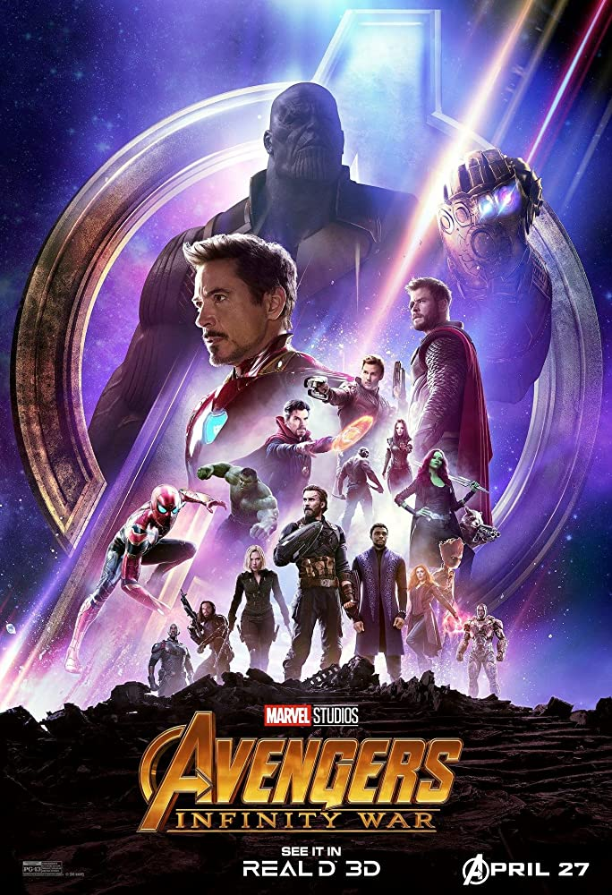 Avengers: Infinity War (2018) Hindi Dubbed Movie