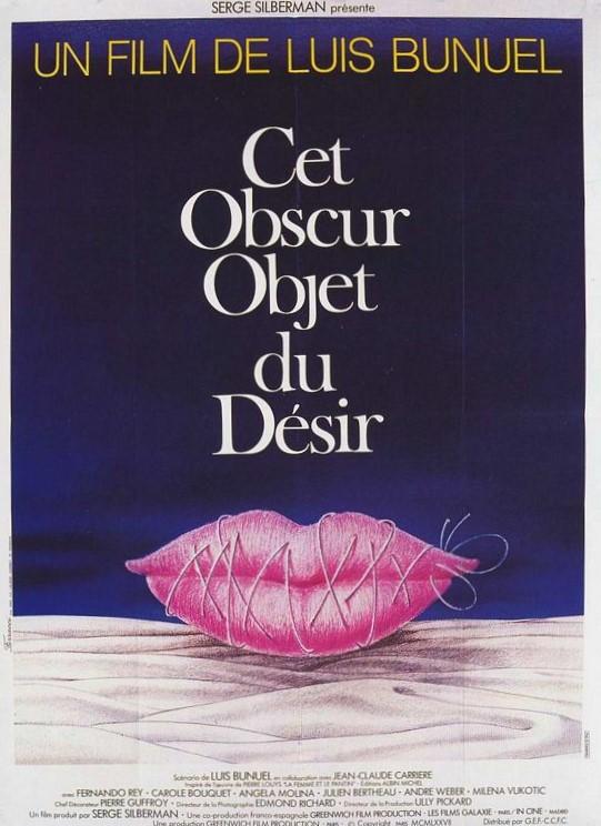 Cet obscur objet du désir 1977