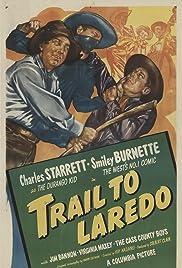 Trail to Laredo Poster
