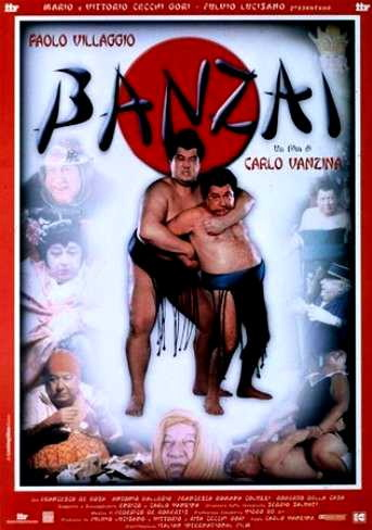 Image result for BANZAI ( 1997 ) POSTER