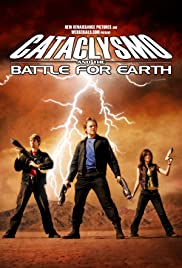 Cataclysmo and the Battle for Earth Poster