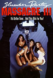 Slumber Party Massacre III Poster