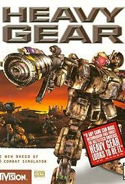Heavy Gear Poster