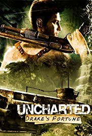 Uncharted: Drake's Fortune Poster