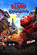 Primary image for The Adventures of Elmo in Grouchland