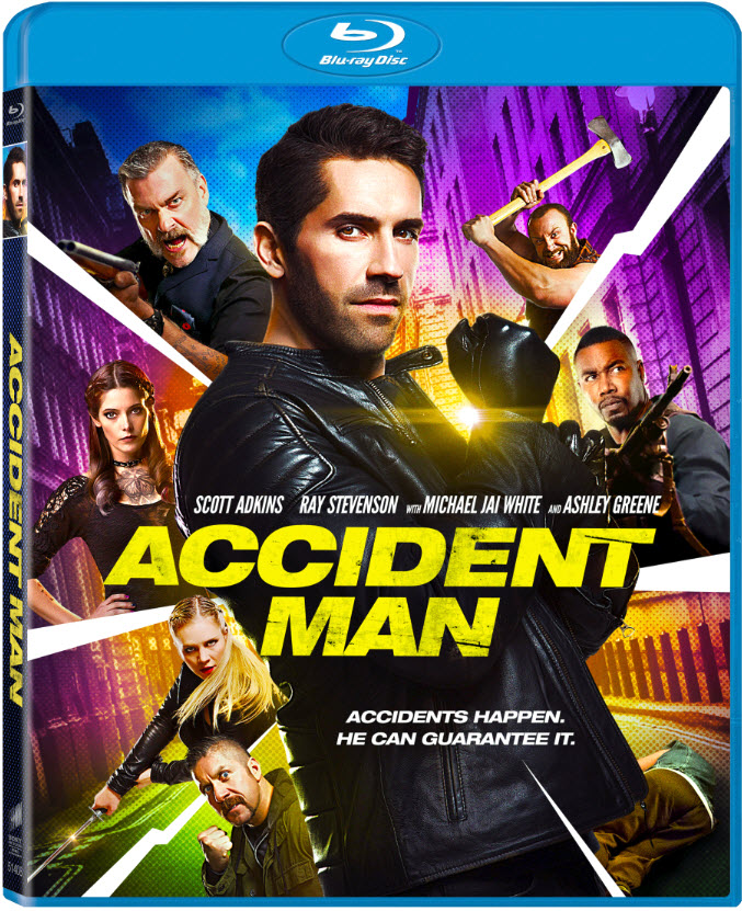 Accident Man 2018 Latest Movies Free Download