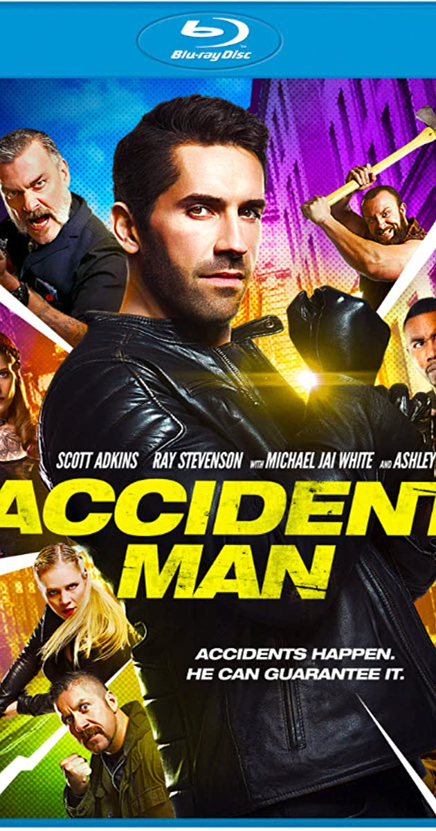 Accident Man (2018) - IMDb