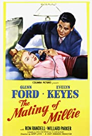The Mating of Millie Poster