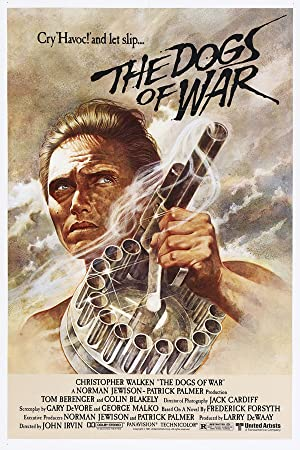 The Dogs of War poster