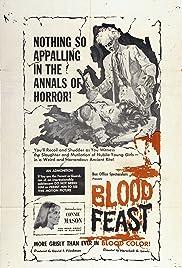 Blood Feast(1963) Poster - Movie Forum, Cast, Reviews