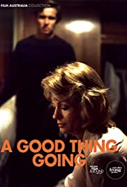 A Good Thing Going Poster