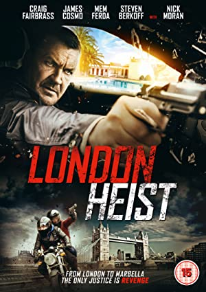 Permalink to Movie London Heist (2017)