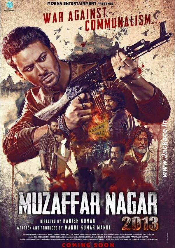 Muzaffar Nagar 2013 – The Burning Love (2017) Hindi 350MB HDRip 480p x264