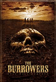 The Burrowers Poster