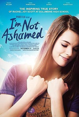 I'm Not Ashamed poster