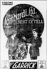 Lombardi, Ltd. Poster