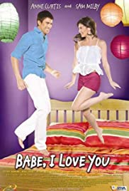 Babe, I Love You Poster