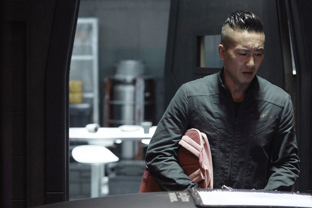 Terry Chen in The Expanse (2015)