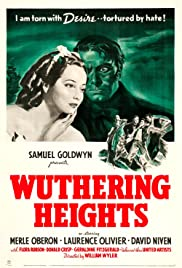 Wuthering Heights(1939) Poster - Movie Forum, Cast, Reviews