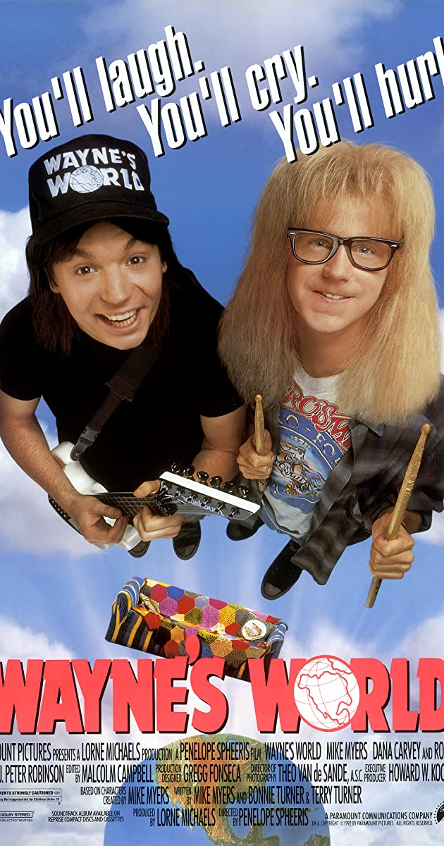 Waynes World 1992  IMDb